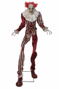 Creepy Clown Animated Prop