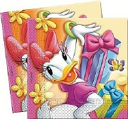 Daisy Duck Party Napkins