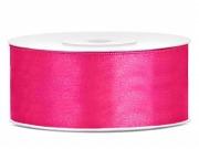Dark Pink Satin Ribbon