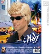 Blonde David Wig