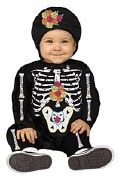 Day Of The Dead Toddler