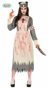 Large Dead Nurse Costume