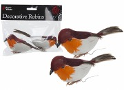 Decorative Robins