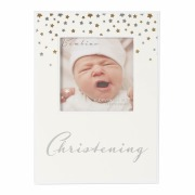 Deluxe Christening Day Frame