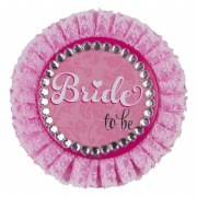 Deluxe Hen Party Badge
