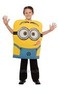 Deluxe Minion Dave Costume