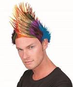 Deluxe Mohawk Wig