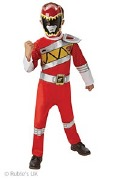 Deluxe Red Ranger Costume