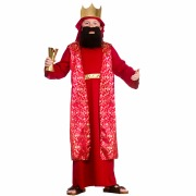 Deluxe Red Wise Man Costume