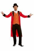 Deluxe Ringmaster Costume
