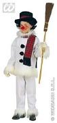 Deluxe Snowman Costume