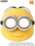 Despicable Me Party Masks