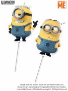 Despicable Me Party Straws