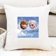 Disney Elsa & Anna Cushion