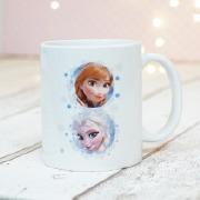 Disney Elsa and Anna Mug