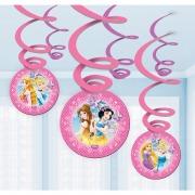 Disney Princess Swirls