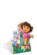 Dora The Explorer Cut Out