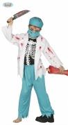 Dr Zombie Costume