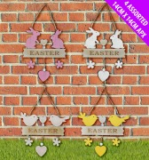 Easter Hanger Decoration