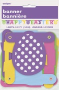 Easter Jointed Banner