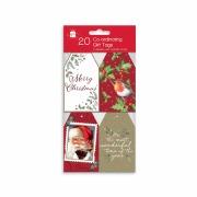 Elegant Christmas Gift Tags