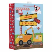 Extra Large Digger Gift Bag