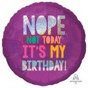 Fab Birthday Foil Balloon