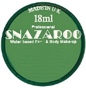 Dark Green Snazaroo Face Paint