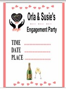 Female Engagement Invites