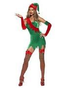 Fever Elf Costume