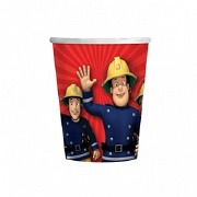 Fireman Sam Cups