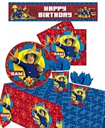 Fireman Sam Party Bundle
