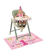 First Birthday Highchair Kit