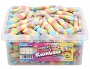 Fizzy Rainbow Bottle Sweets