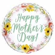 Floral Mothers Day Balloon