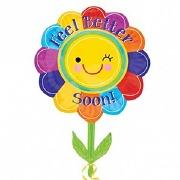 Flower Foil Balloon