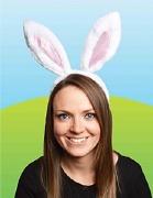 Fluffy Bunny Ears