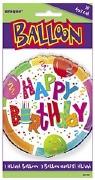 Foil Birthday Balloon