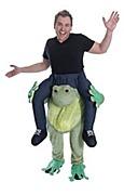 Frog Piggy Back Costume