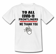 Covid 19 Frontliners T-Shirts