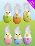 Funky Chick Eggs
