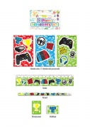 Games Stationery Set
