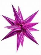 Giant Pink Starburst Balloon