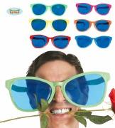 Giant Novelty Glasses Blue