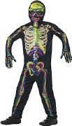 GID Skeleton Costume