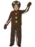 Ginger Bread Man Costume