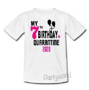 Girl's Quarantine T-Shirt