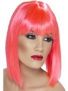 Glam Pink Wig