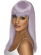 Glamourama Lilac Wig