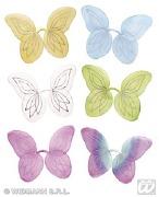 Glitter Fairy Wings MutiColour